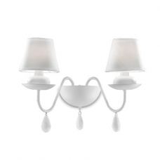 Бра з абажуром Ideal Lux BLANCHE 035598